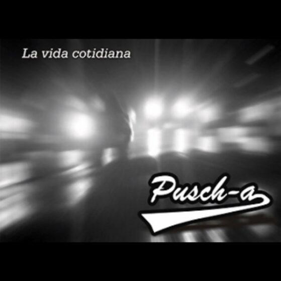 Pucha La vida cotidiana cover